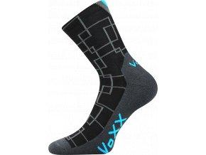 Sportovní Ponožky VoXX Jessy černá