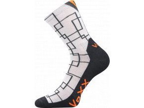 Sportovní Ponožky VoXX Jessy světle šedá