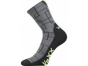 Sportovní Ponožky VoXX Jessy tmavě šedá