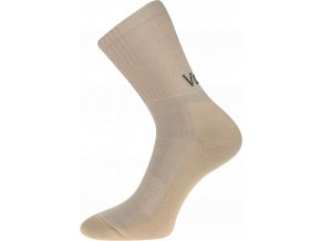 Sportovní Ponožky VoXX Mystic béžová