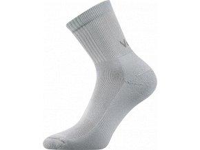 Sportovní Ponožky VoXX Mystic světle šedá