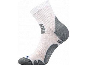 Ponožky VoXX Silo bílá