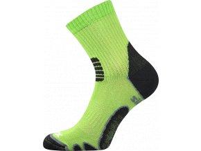 Ponožky VoXX Silo světle zelená
