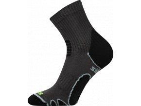 Ponožky VoXX Silo tmavě šedá
