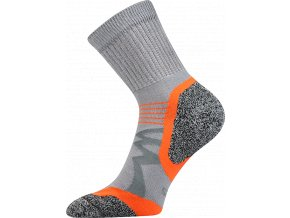 Sportovní Ponožky VoXX Simplex světle šedá