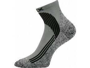 Sportovní Ponožky VoXX Unica šedá