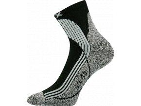 Sportovní Ponožky VoXX Unica černá