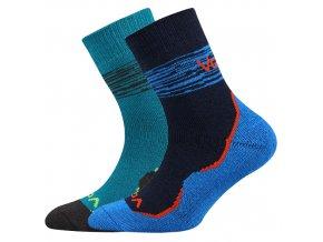 Dětské ponožky 2 kusy v balení VoXX Prime mix chlapec