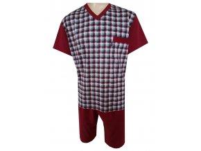 Pánské Pyžamo Krátké FOLTÝN PK 178