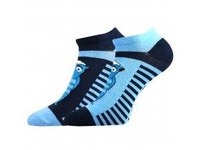 Dětské nízké ponožky VoXX licenční Lichožrouti Hihlík