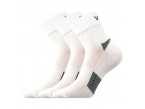 Ponožky VoXX Daily bílá 3 kusy v balení
