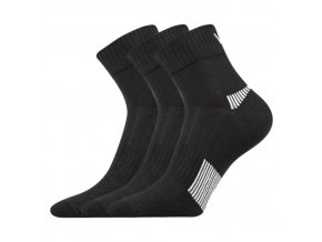 Ponožky VoXX Daily černá 3 kusy v balení