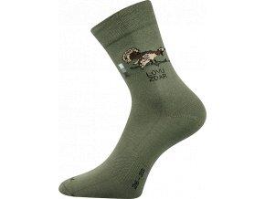 Myslivecké Ponožky VoXX Lassy Tetřev
