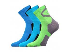 Ponožky VoXX 3 kusy v balení Oskar Mix B