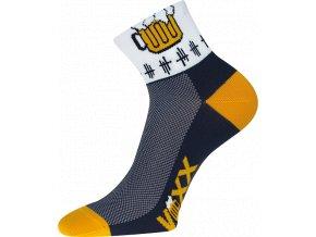 Cyklistické Ponožky VoXX Ralf X Pivo
