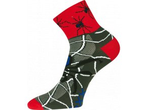 Cyklistické Ponožky VoXX Ralf X Pavouk