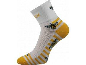 Cyklistické Ponožky VoXX Ralf X včely