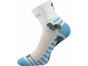 Cyklistické Ponožky VoXX Ralf X Želvy