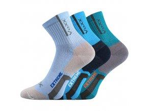 Dětské ponožky 3 kusy v balení VoXX Josífek mix C