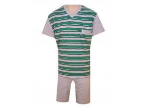 Pánské Pyžamo Krátké FOLTÝN PK 192