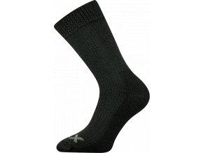 Froté Ponožky VoXX Alpin Tmavě Šedá