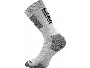 Sportovní Ponožky VoXX Extrém Světle Šedá