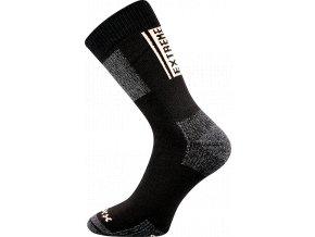 Sportovní Ponožky VoXX Extrém Černá