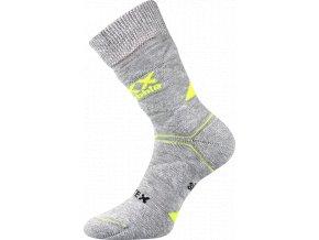 Sportovní Ponožky VoXX Grade Světle šedá