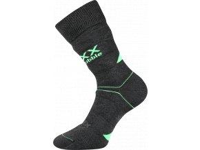 Sportovní Ponožky VoXX Grade Antracit