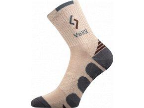 Ponožky VoXX Tronic béžová