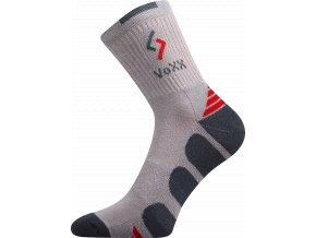 Ponožky VoXX Tronic světle šedá