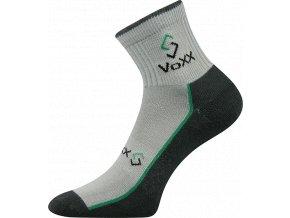 Ponožky VoXX Locator světle šedá