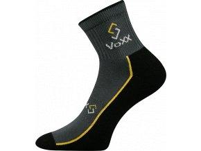 Ponožky VoXX Locator tmavě šedá