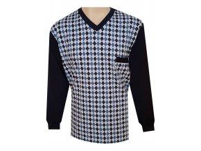 Pánský Pyžamový Kabátek FOLTÝN PPKD25