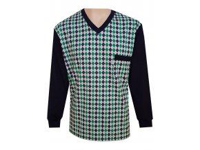 Pánský Pyžamový Kabátek FOLTÝN PPKD26