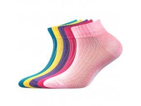 Dětské ponožky 5 párů v balení VoXX Setra mix A