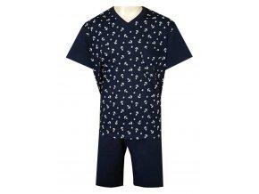 Pánské Námořnické Pyžamo Krátké FOLTÝN PK 226