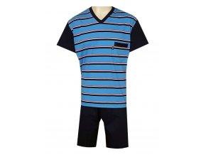 Bez názvuPánské Pyžamo Krátké FOLTÝN PK 231