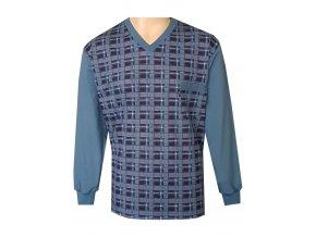 Pánský Pyžamový Kabátek FOLTÝN PPKD39