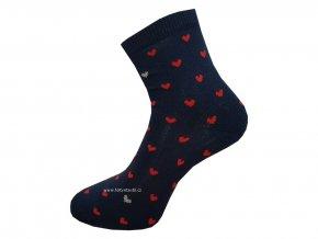 Dámské Společenské Ponožky Wola artikl 998