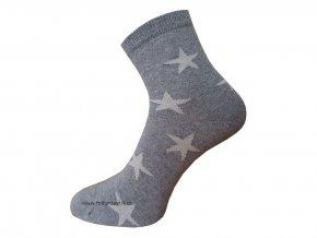 Dámské Společenské Ponožky Wola artikl 732