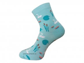 Dámské Společenské Ponožky Wola artikl 731
