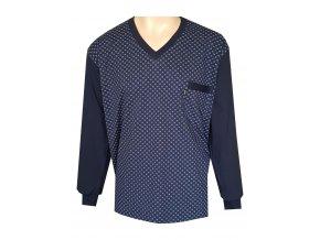 Pánský Pyžamový Kabátek FOLTÝN PPKD55