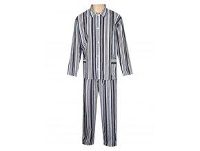 Pánské Pyžamo Plátěné FOLTÝN PP32
