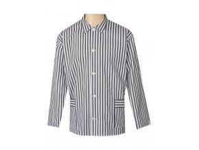 Pánský Pyžamový Kabátek Plátěný FOLTÝN PPK16