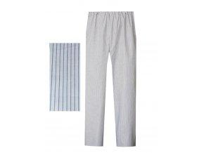 Pánské Pyžamové kalhoty popelín Foltýn dlouhé PPKP01