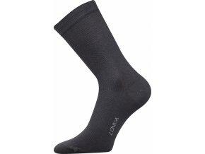 Zdravotní ponožky Lonka KOOPER tmavě šedá