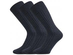 Pracovní Ponožky Lonka 3 páry v balení