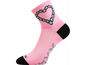 Cyklistické Ponožky VoXX Ralf X Srdce