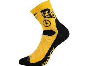 Cyklistické Ponožky VoXX Ralf X Crash